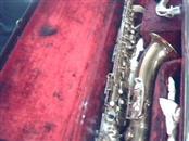EVETTE & SCHAEFFER Saxophone BUFFET CRAMPON BARITONE SAXOPHONE